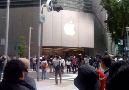 Apple Store 心斎橋
