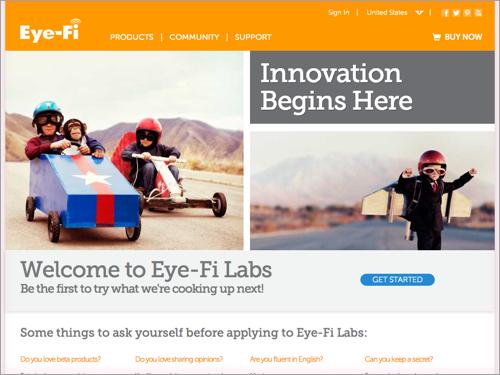 Eye-Fi Labs