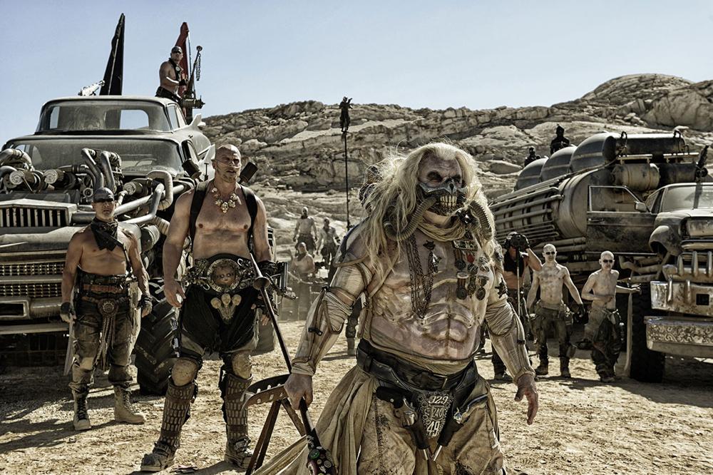 マッドマックス 怒りのデス・ロード」(Mad Max: Fury Road)