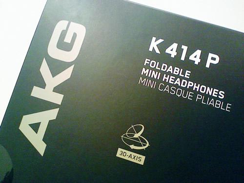 AKG K414P