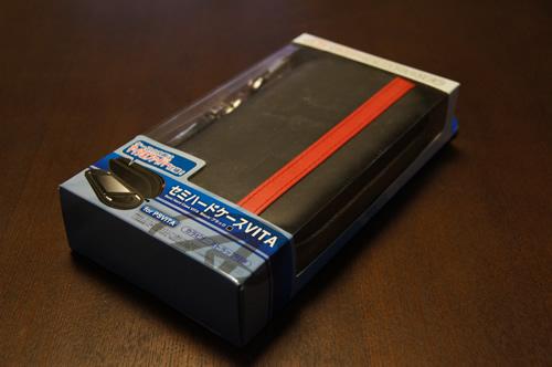 ANSWER・PSVITA用 セミハードケースPSVITA ブラック(B005VLZKLW)