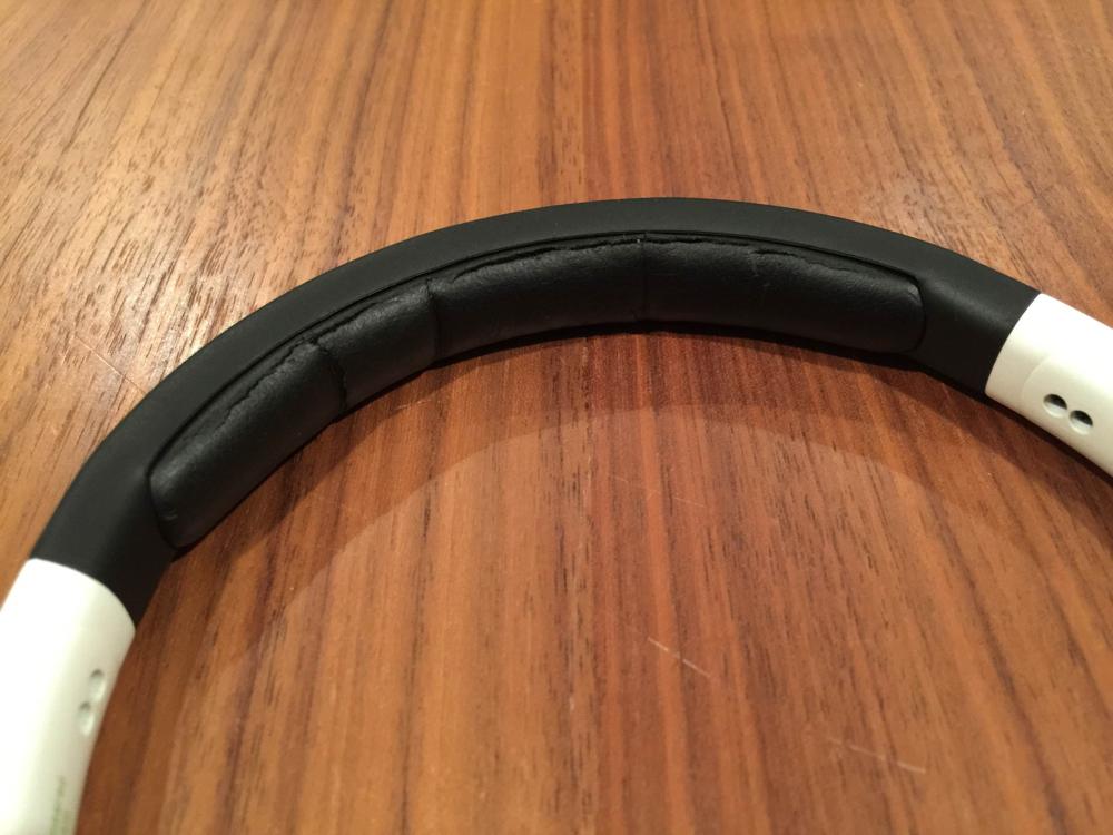 AKG(アー・カー・ゲー)「Q460」のヘッドパッド