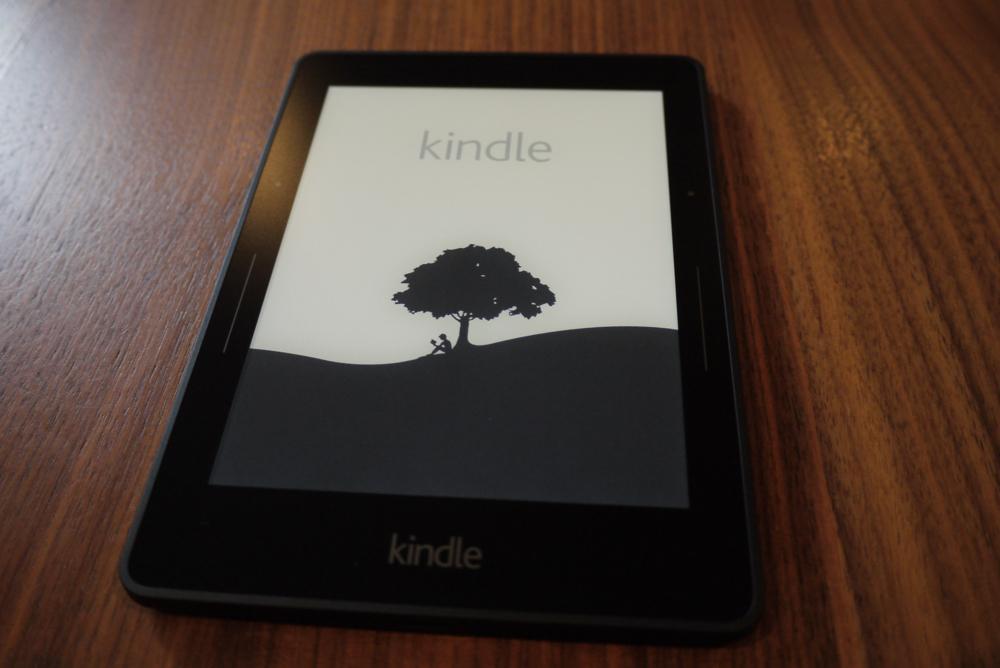 Amazon「Kindle Voyage」