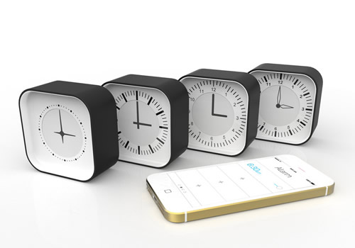 aclock: The First Connected Alarm Clock