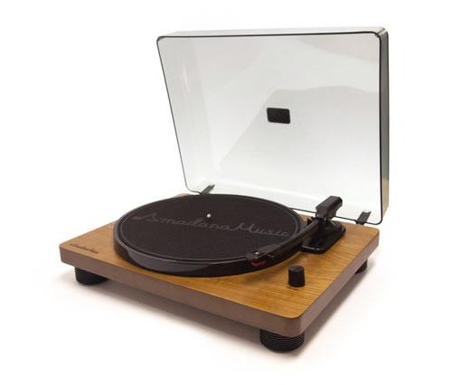 Amadana Music第一弾!スピーカー内蔵レコードプレーヤーを創ろう!