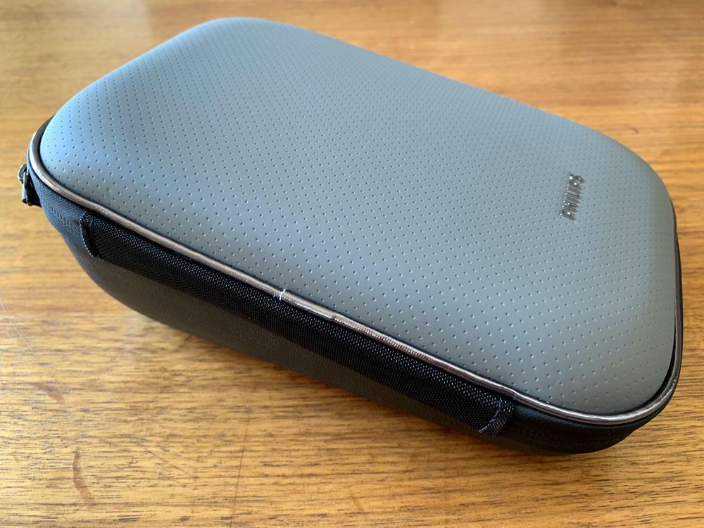 フィリップス S9000 プレステージのケース