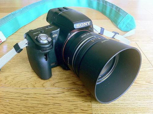 単焦点レンズ「DT 35mm F1.8 SAM」