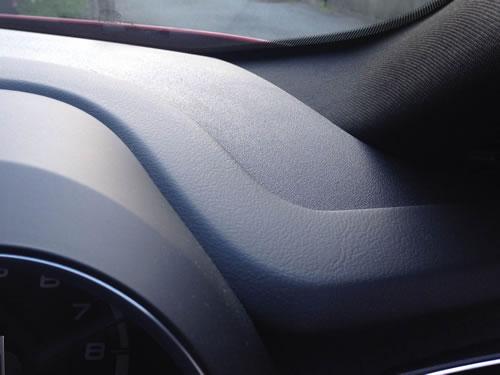 Alfa Romeo Giuliettaのダッシュボード