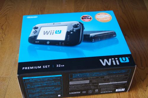 任天堂「Wii U」