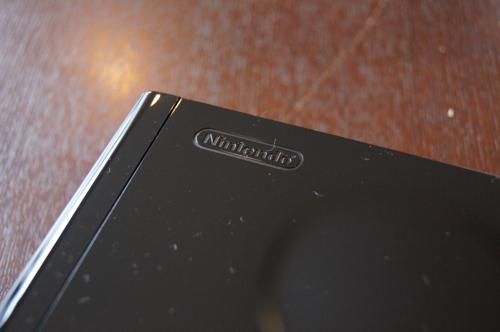 任天堂「Wii U」本体の「Nintendo」ロゴ