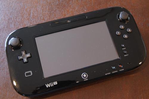 任天堂「Wii U」Wii U GamePad